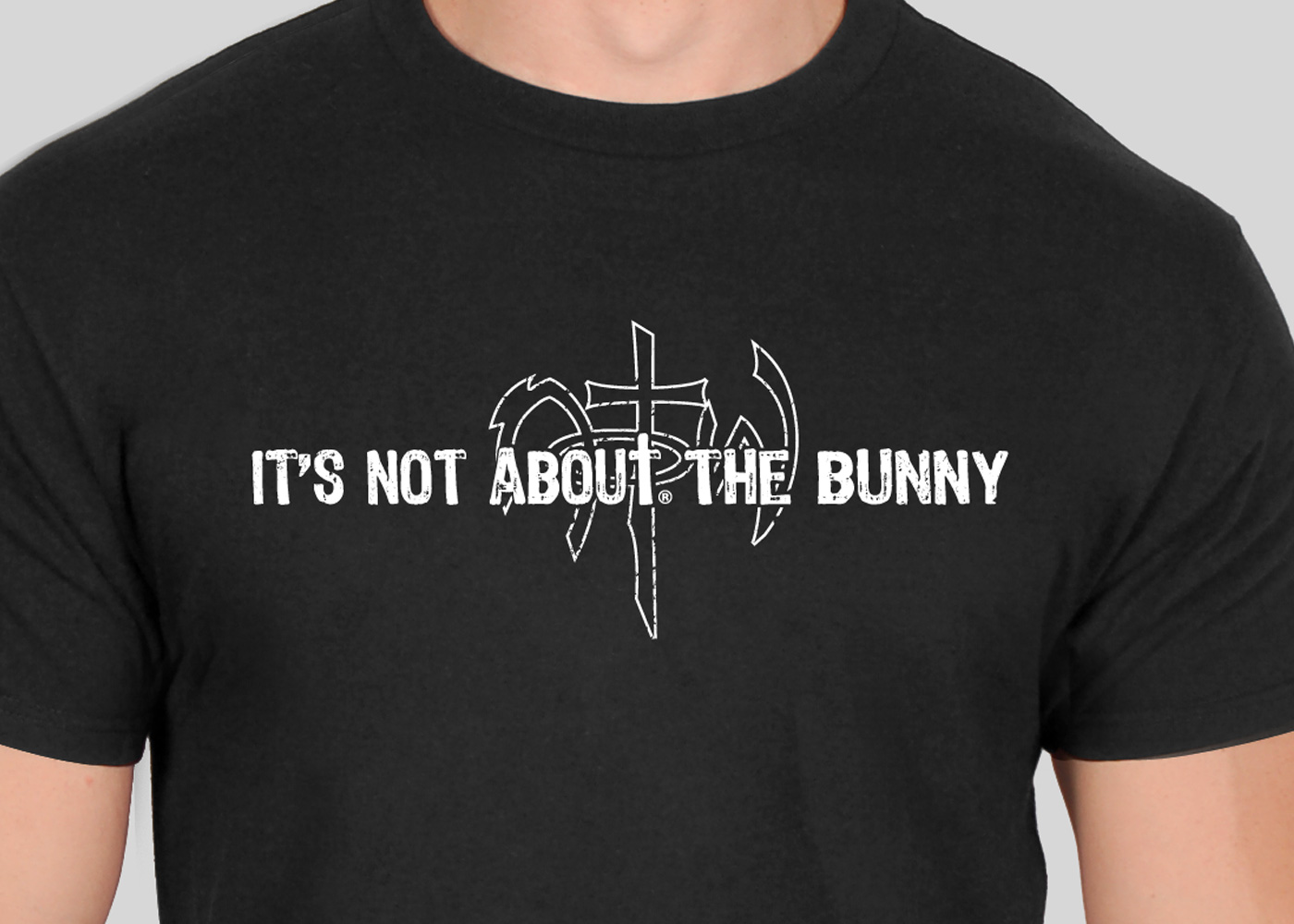 its not about the bunny help. thanks