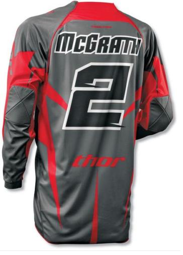 Jeremy McGrath jersey #2