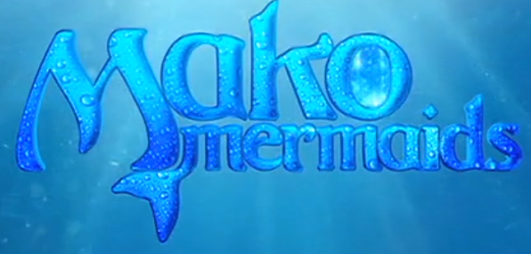 Please font of the logo of Mako Mermaids.