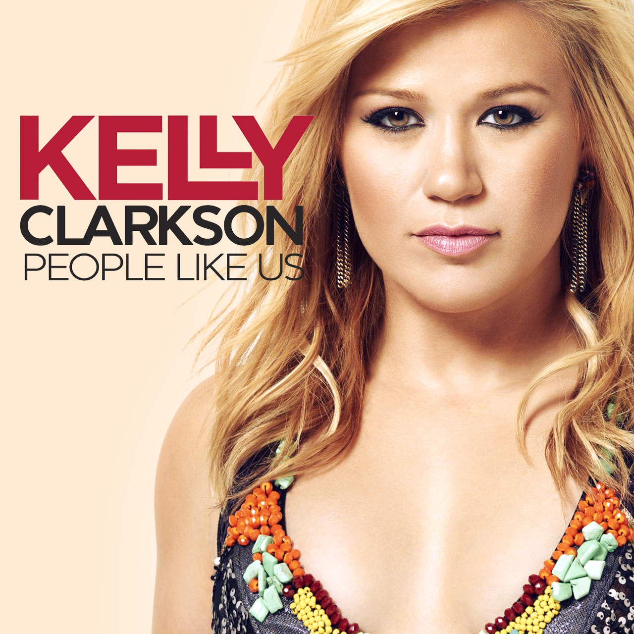 Kelly Clarkson - People Like Us Font