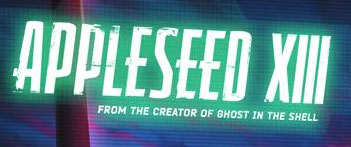 Appleseed XIII Font?