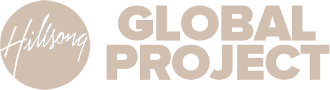 What are the fonts of Hillsong and Global Project?