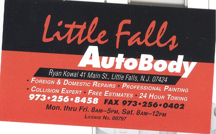 little fall auto body