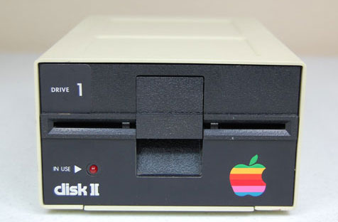 Apple II Disk Drive