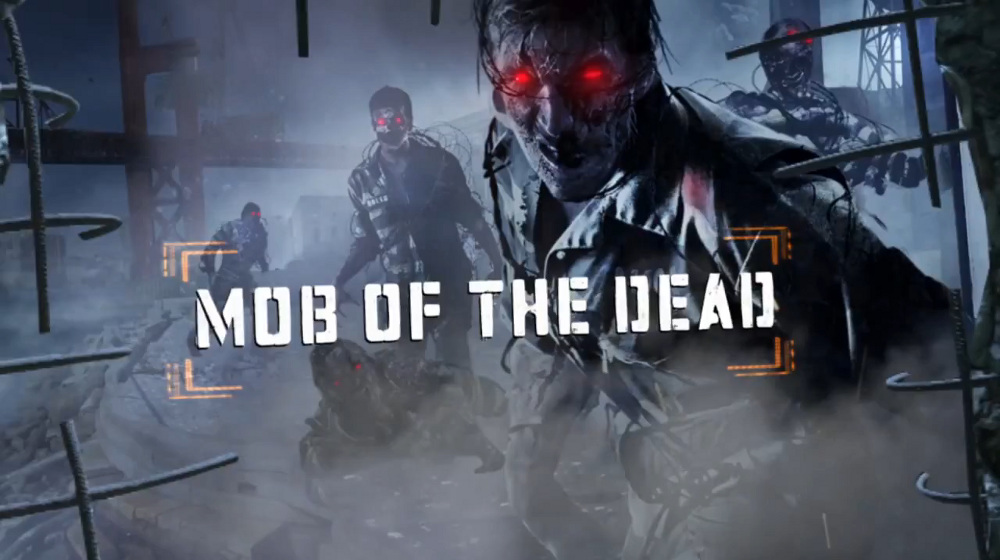 MOB OF THE DEAD FONT