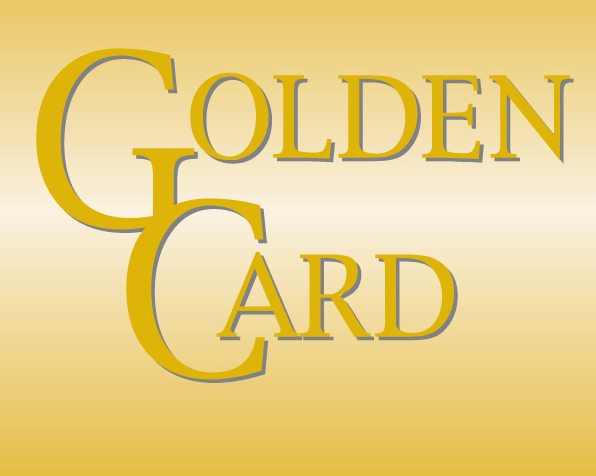Which Font - Golden Card ??