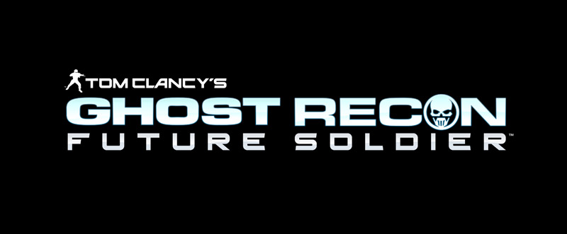 Ghost Recon - Logo font
