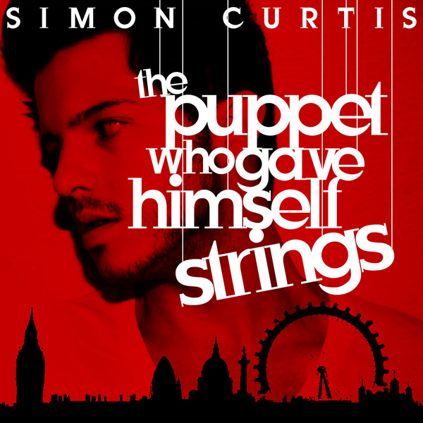 """The puppet who gave himself strings"" font, thank you."