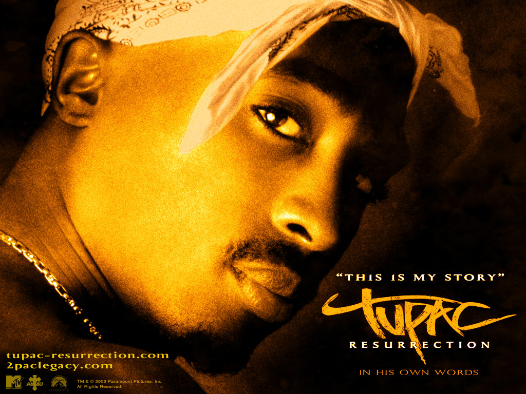"""Tupac"" and ""Resurrection"""