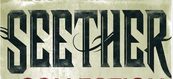 "Font ""Seether"""