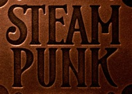 steam punk font