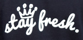 """Stay Fresh"" clothing"