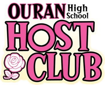 What is this font? Ouran High School Host Club
