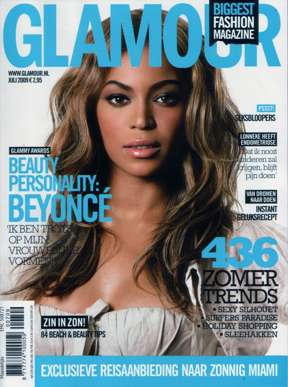 The Font of Beyonce's Name?