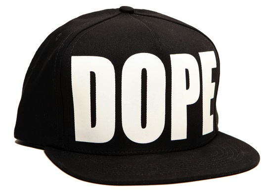 dope tisa TI$A dope font ? brand