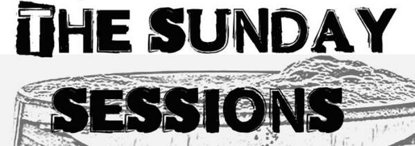 The Sunday Sessions Font?