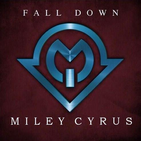 Fall Down Font?