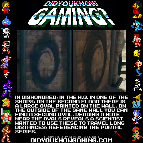 """Did you Know Gaming"" font"