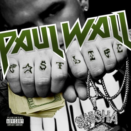 anybody know what font this paul wall is?asap soon as possible