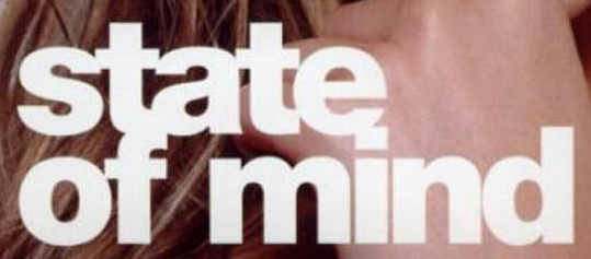 State of Mind font?