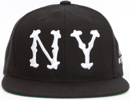 whats the NY font