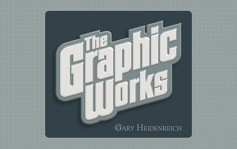 "Help...""The Graphic Works"" Font"