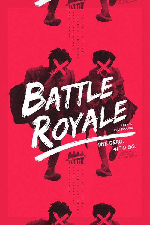 BATTLE ROYALE FONT