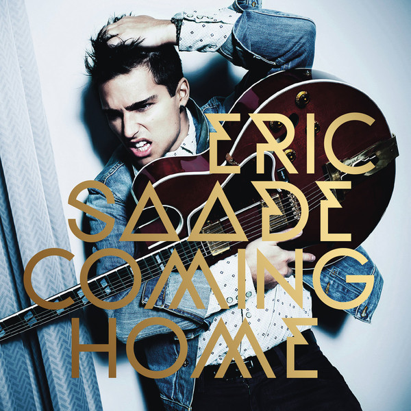 eric saade / coming home font