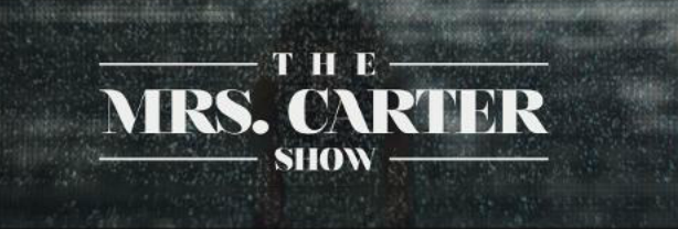 Mrs. Carter Show by Beyonc� Font!