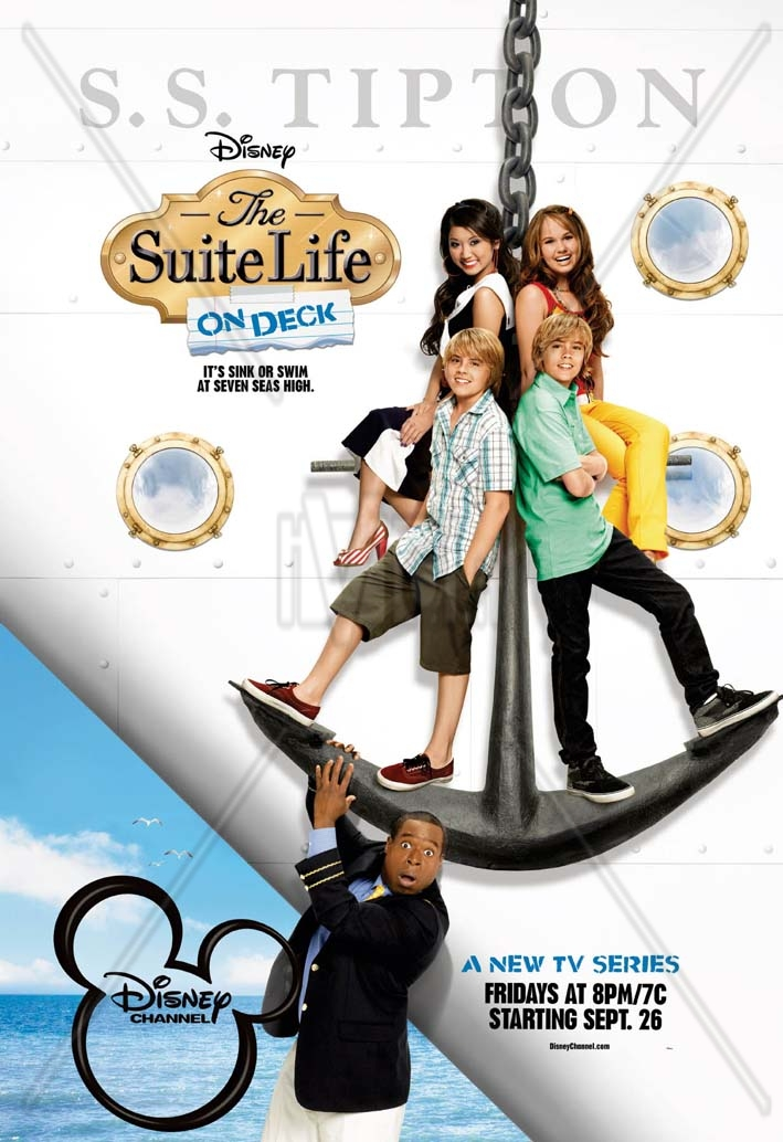 The suite life on deck font pleasee :D