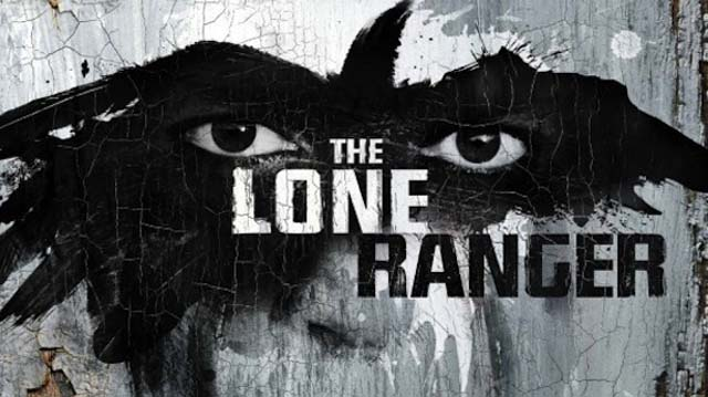 The Lone Ranger 2013 Movie font
