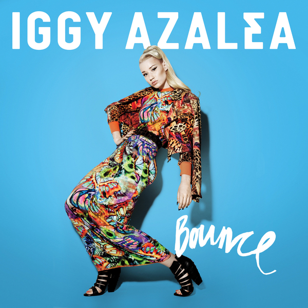 "Iggy Azalea ""Bounce"" Single Font"