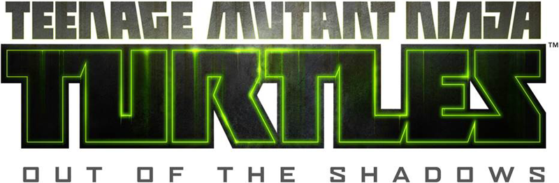 Excepcional Teenage Mutant Ninja Turtles 2012 series font/2014 movie font  TW24