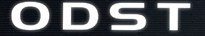 Font identification request. HALO: ODST