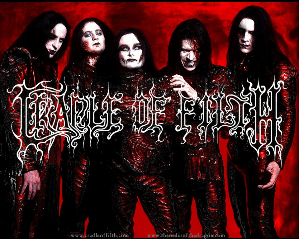Cradle of Filth - forum | dafont.com