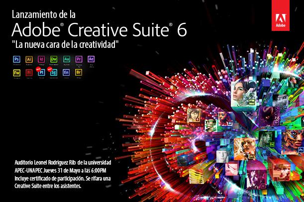 Adobe suite cs6