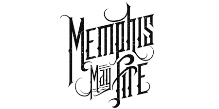 Memphis May Fire logo! I really want to know mostly of where i can find the download of this font