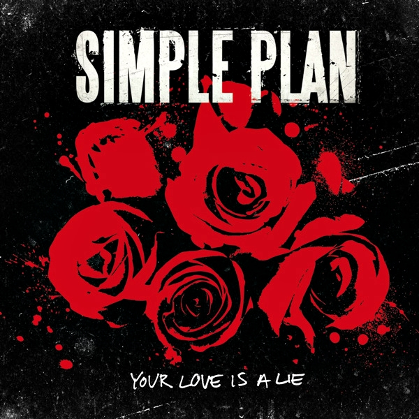 """Simple Plan"" Font"