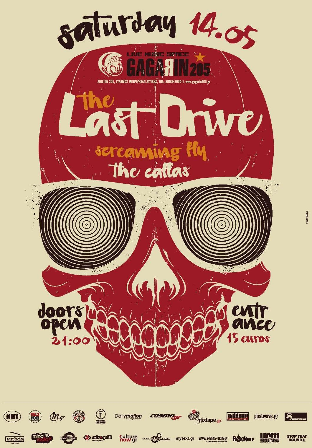 Anyone know a font similar to the last drive?!