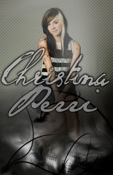 Christina Perri Graphic