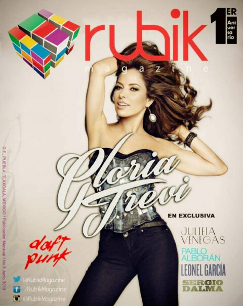 Gloria Trevi Font Please.