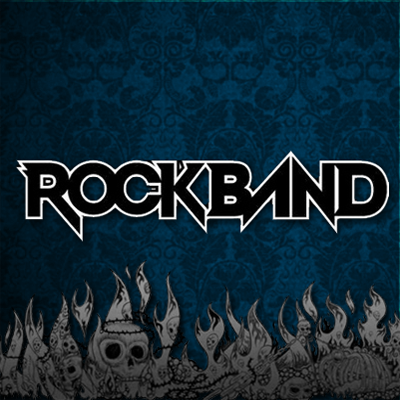 Rock Band - What is the name of this font plz?