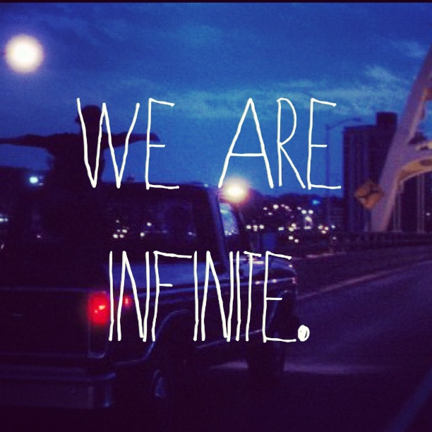 "What is ""We Are Infinite"" font?"