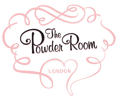 "Font Name for ""The Powder Room"""