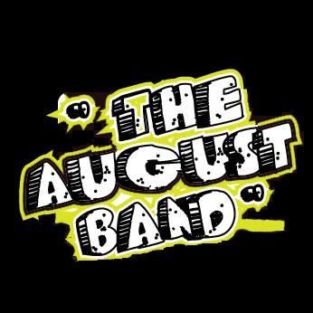 August Band Font