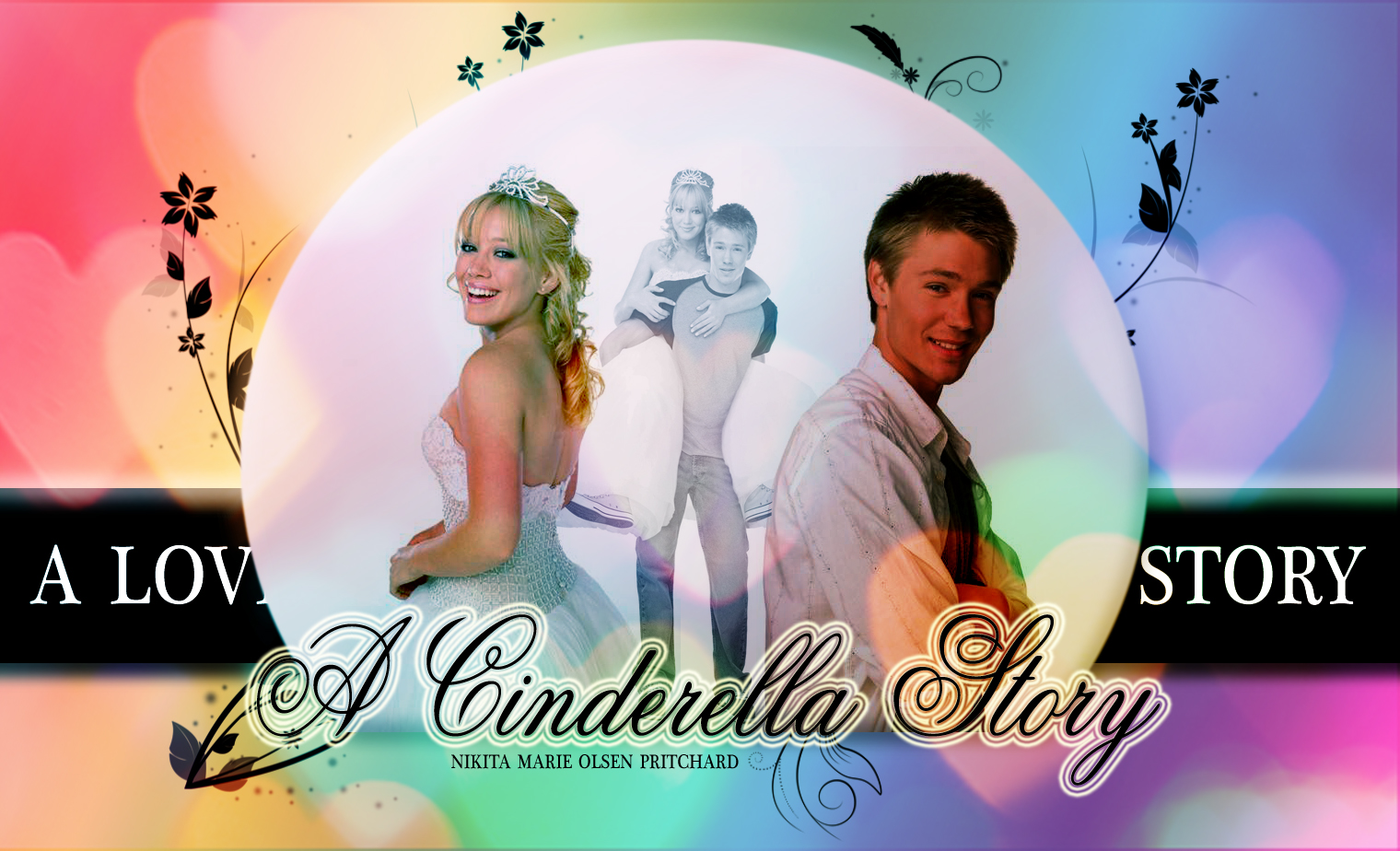 a cinderella story Meet high school student sam (hilary duff), who scrubs floors at a diner, copes with her wicked stepmother and stepsisters, and all the while dreams of princeton (the.