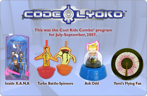 "Font for the text ""Code Lyoko"""