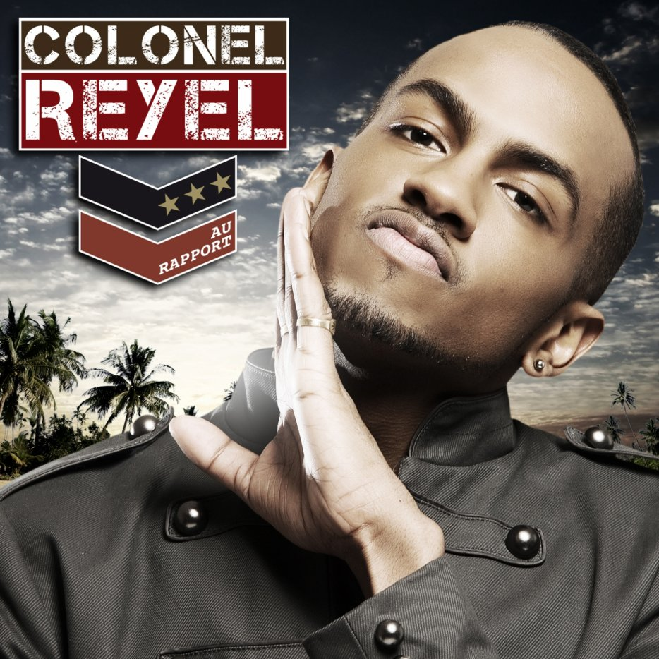 "Fonts of this "" Colonel Reyel"""