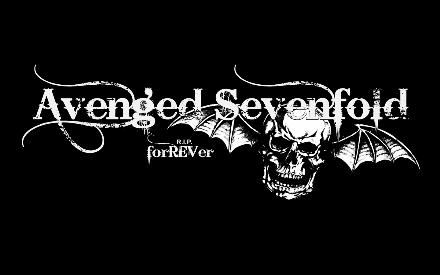 Avenged Sevenfold - What font is this!? - forum | dafont.com