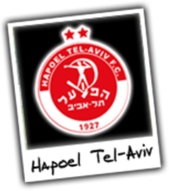 what is the black 'hapoel' font?